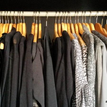 Kleiderschrank, Ordnung